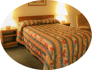 Queen Bed Room | Hotel Carroll County Maryland